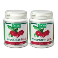 2x Fin Sweetacertabs 250 tbl. + poštovné zdarma!