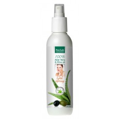 Gel spray Aloe vera & olivový olej 200 ml
