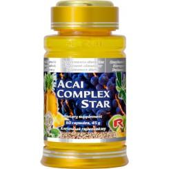 Acai Complex Star 60 kapslí