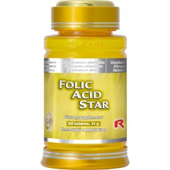 Folic Acid 60 tbl.