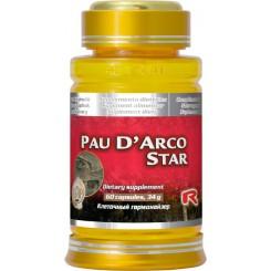 Pau D'Arco Starlife 60 kapslí
