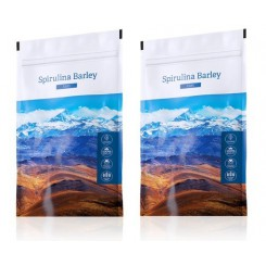 Spirulina Barley 2set
