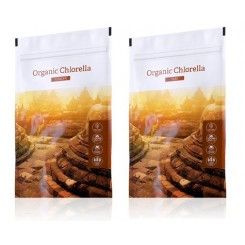 Chlorella prášek + tablety