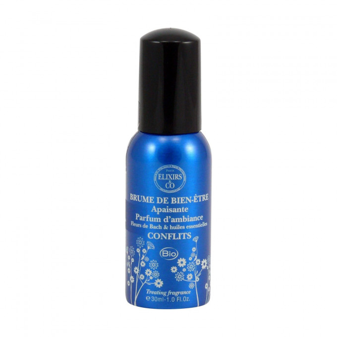 Les Fleurs de Bach Aura parfém Konflikt 30 ml