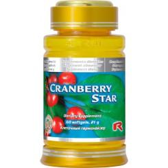 Cranberry Star 60 tobolek