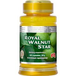 Royal Walnut 60 kapslí