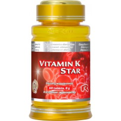 Vitamin K Star 60 tbl.