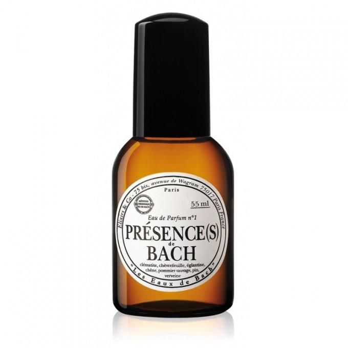 Les Fleurs de Bach Parfémová voda harmonizující, Présences de Bach 55 ml