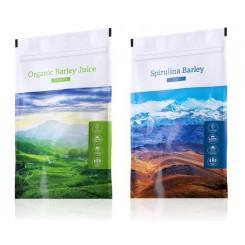 Barley Juice prášek + Spirulina Barley