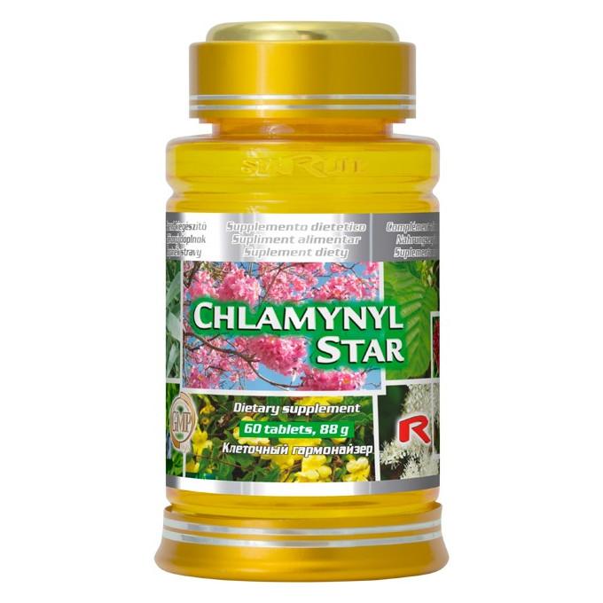 Chlamynyl Star 60 tbl.